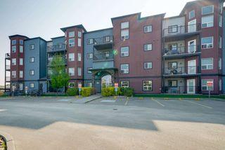 Main Photo: 420 392 SILVER BERRY Road in Edmonton: Zone 30 Condo for sale : MLS®# E4159125