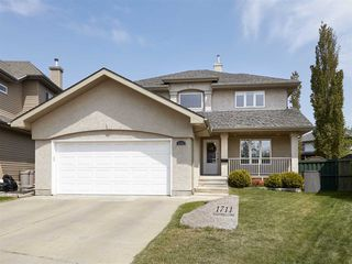Main Photo: 1711 HASWELL Cove in Edmonton: Zone 14 House for sale : MLS®# E4159290