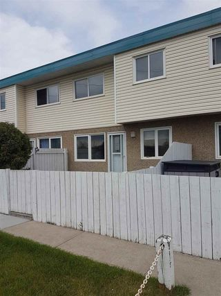 Photo 1: 104 16348 109 Street in Edmonton: Zone 27 Townhouse for sale : MLS®# E4159815