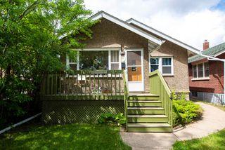 Photo 1: 11128 97 Street in Edmonton: Zone 08 House for sale : MLS®# E4162304