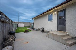 Photo 18: 39 Burdick Place in Winnipeg: Garden Grove Residential for sale (4K)  : MLS®# 1917744