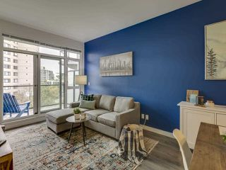"""Photo 2: 307 105 W 2ND Street in North Vancouver: Lower Lonsdale Condo for sale in """"Wallace and McDowell"""" : MLS®# R2412599"""