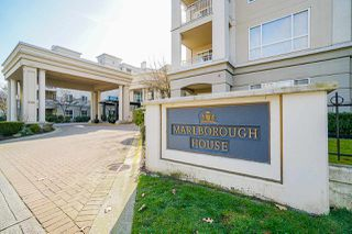 "Photo 1: 207 3098 GUILDFORD Way in Coquitlam: North Coquitlam Condo for sale in ""Malborough House"" : MLS®# R2449072"