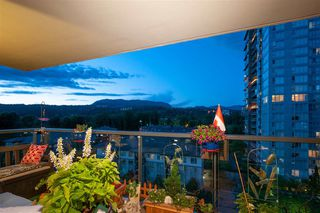 """Photo 6: 906 651 NOOTKA Way in Port Moody: Port Moody Centre Condo for sale in """"SAHALEE"""" : MLS®# R2479828"""