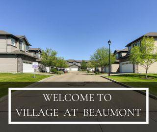 Photo 43: 105 89 RUE MONETTE: Beaumont Townhouse for sale : MLS®# E4208098