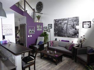 Photo 2: 241 41 SUMMERWOOD Boulevard: Sherwood Park House Half Duplex for sale : MLS®# E4212147