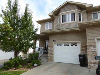 Photo 1: 241 41 SUMMERWOOD Boulevard: Sherwood Park House Half Duplex for sale : MLS®# E4212147