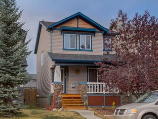 Main Photo: 240 Silverado Range Close SW in Calgary: Silverado Detached for sale : MLS®# A1040366