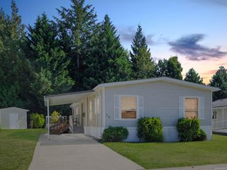 Main Photo: 78 4714 Muir Rd in : CV Courtenay East Manufactured Home for sale (Comox Valley)  : MLS®# 859749