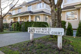 """Photo 26: 8 249 E 4TH Street in North Vancouver: Lower Lonsdale Townhouse for sale in """"Northgate Court"""" : MLS®# R2522160"""