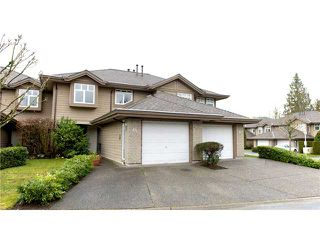 "Photo 1: 64 11737 236TH Street in Maple Ridge: Cottonwood MR Townhouse for sale in ""MAPLEWOOD CREEK"" : MLS®# V876539"