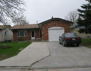 Main Photo: 262 MAHONEE DR in WINNIPEG: Residential for sale (Sun Valley)  : MLS®# 2908558