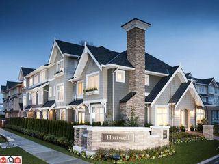 Main Photo: 11 31098 WESTRIDGE in ABBOTSFORD: Townhouse for sale (Cloverdale)  : MLS®# F1212836