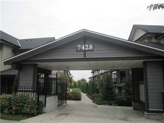 Photo 2: # 66 7428 14TH AV in Burnaby: Edmonds BE Condo for sale (Burnaby East)  : MLS®# V917495