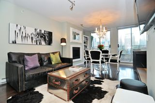 "Photo 5: 411 1225 RICHARDS Street in Vancouver: Yaletown Condo for sale in ""Eden"" (Vancouver West)  : MLS®# V1052342"