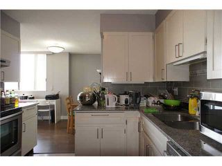 """Photo 4: 2208 9521 CARDSTON Court in Burnaby: Government Road Condo for sale in """"CONCORD PLACE"""" (Burnaby North)  : MLS®# V1055496"""