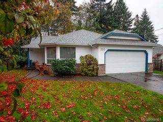 Photo 1: 755 Hobson Ave in COURTENAY: CV Courtenay East House for sale (Comox Valley)  : MLS®# 686151