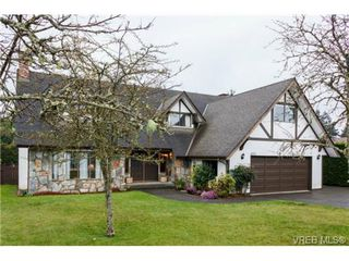 Photo 2: 1055 Damelart Way in BRENTWOOD BAY: CS Brentwood Bay Single Family Detached for sale (Central Saanich)  : MLS®# 697420