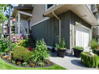 "Photo 2: 30 12311 NO 2 Road in Richmond: Steveston South Townhouse for sale in ""FAIRWIND/STEVESTON"" : MLS®# V1124317"
