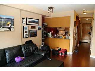 """Photo 3: 305 1189 HOWE Street in Vancouver: Downtown VW Condo for sale in """"THE GENESIS"""" (Vancouver West)  : MLS®# V1138667"""