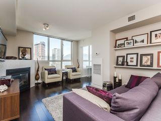 "Photo 4: 2005 63 KEEFER Place in Vancouver: Downtown VW Condo for sale in ""EUROPA"" (Vancouver West)  : MLS®# R2039893"