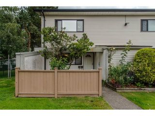 """Photo 1: 58 5211 204TH Street in Langley: Langley City Townhouse for sale in """"Portage Estates"""" : MLS®# R2087389"""