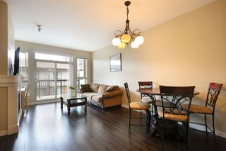 """Photo 7: 409 1150 KENSAL Place in Coquitlam: New Horizons Condo for sale in """"THOMAS HOUSE BY POLYGON"""" : MLS®# R2094347"""