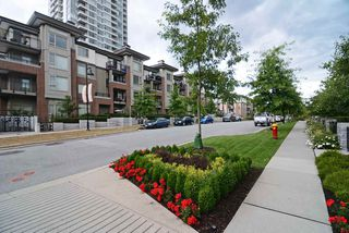 """Photo 12: 409 1150 KENSAL Place in Coquitlam: New Horizons Condo for sale in """"THOMAS HOUSE BY POLYGON"""" : MLS®# R2094347"""