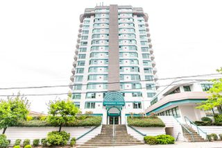 """Photo 1: 1502 32440 SIMON Avenue in Abbotsford: Abbotsford West Condo for sale in """"TRETHEWEY TOWER"""" : MLS®# R2097150"""