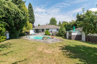 "Photo 17: 2037 ALLISON Road in Vancouver: University VW House for sale in ""UEL SOUTH"" (Vancouver West)  : MLS®# R2100165"