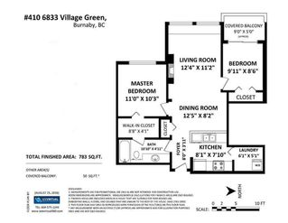 "Photo 14: 410 6833 VILLAGE GREEN in Burnaby: Highgate Condo for sale in ""Carmel by Adera"" (Burnaby South)  : MLS®# R2104902"