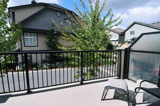 "Photo 12: 2 13819 232 Street in Maple Ridge: Silver Valley Townhouse for sale in ""BRIGHTON"" : MLS®# R2105355"