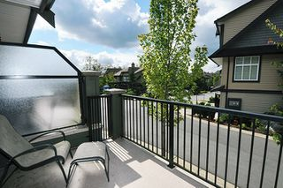 "Photo 13: 2 13819 232 Street in Maple Ridge: Silver Valley Townhouse for sale in ""BRIGHTON"" : MLS®# R2105355"