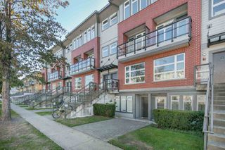 "Photo 1: 102 5632 KINGS Road in Vancouver: University VW Townhouse for sale in ""POLLOCK"" (Vancouver West)  : MLS®# R2109342"