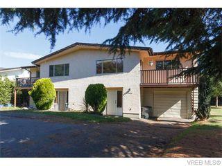 Photo 1:  in VICTORIA: SE Lambrick Park Full Duplex for sale (Saanich East)  : MLS®# 742783