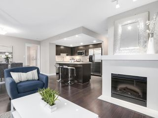"Photo 1: 306 4400 BUCHANAN Street in Burnaby: Brentwood Park Condo for sale in ""MOTIF"" (Burnaby North)  : MLS®# R2139391"