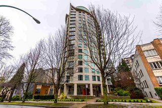 "Main Photo: 707 1277 NELSON Street in Vancouver: West End VW Condo for sale in ""THE JETSON"" (Vancouver West)  : MLS®# R2140105"