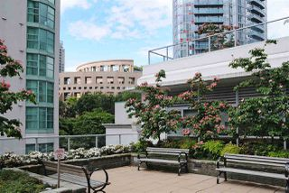 """Photo 18: 1306 821 CAMBIE Street in Vancouver: Downtown VW Condo for sale in """"RAFFLES ON ROBSON"""" (Vancouver West)  : MLS®# R2186091"""
