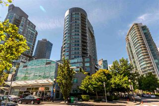 Photo 1: 1005 560 CARDERO STREET in Vancouver: Coal Harbour Condo for sale (Vancouver West)  : MLS®# R2192257