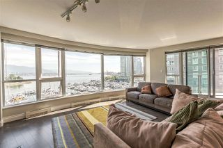 Photo 13: 1005 560 CARDERO STREET in Vancouver: Coal Harbour Condo for sale (Vancouver West)  : MLS®# R2192257