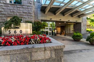 Photo 2: 1005 560 CARDERO STREET in Vancouver: Coal Harbour Condo for sale (Vancouver West)  : MLS®# R2192257