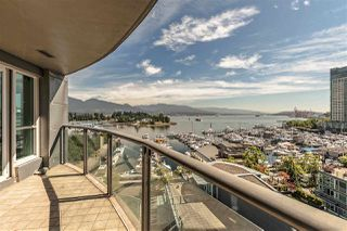 Photo 14: 1005 560 CARDERO STREET in Vancouver: Coal Harbour Condo for sale (Vancouver West)  : MLS®# R2192257