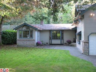 Photo 2: 255 171ST Street in South Surrey White Rock: Home for sale : MLS®# F1126224