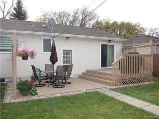 Photo 13: 213 Horton Avenue West in Winnipeg: West Transcona Residential for sale (3L)  : MLS®# 1726814