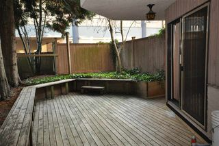 "Photo 12: 104 2190 W 8TH Avenue in Vancouver: Kitsilano Condo for sale in ""WESTWOOD VILLA"" (Vancouver West)  : MLS®# R2227406"