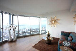 """Photo 3: 6302 1151 W GEORGIA Street in Vancouver: Coal Harbour Condo for sale in """"TRUMP TOWER"""" (Vancouver West)  : MLS®# R2232841"""
