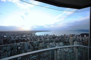 """Photo 9: 6302 1151 W GEORGIA Street in Vancouver: Coal Harbour Condo for sale in """"TRUMP TOWER"""" (Vancouver West)  : MLS®# R2232841"""