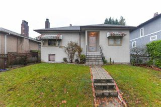 Main Photo: 3587 MAYFAIR Avenue in Vancouver: Dunbar House for sale (Vancouver West)  : MLS®# R2245392