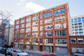 Photo 1: 29 Camden St Unit #508 in Toronto: Waterfront Communities C1 Condo for sale (Toronto C01)  : MLS®# C4065313