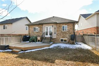 Photo 19: 43 Abbey Road: Orangeville House (Bungalow-Raised) for sale : MLS®# W4070283